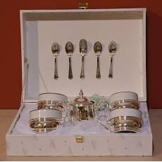 Чайный набор на 4 персоны Chinelli 2033200
