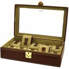 Шкатулка для 10 часов Cordoba от Champ-Collection 26215