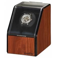 Шкатулка для подзавода 1-х часов Luxe Wood LW101R