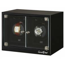 Шкатулка для подзавода 2-х часов Luxe Wood LW302