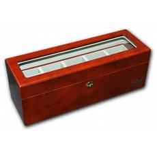 Шкатулка для хранения 5 часов Luxewood LW801-5-3