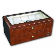 Шкатулка для хранения 16 часов Luxewood LW804-16-3