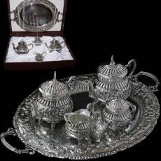 "Кофейный набор из 5-ти предметов ""Sheffield"" Chinelli 8079400"
