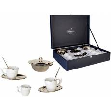 "Набор для кофе на 6 персон ""RICCIOLO"" Chinelli 6004800"