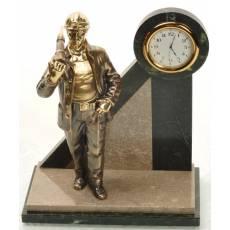 "Статуэтка - часы ""Шахтер"" RV11233CG"