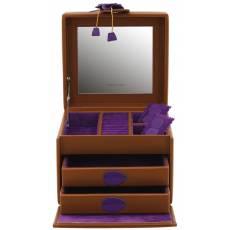 Шкатулка для драгоценностей AMIRA Champ Collection 20035-3
