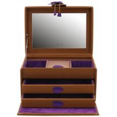 Шкатулка для драгоценностей AMIRA Champ Collection 20036-3