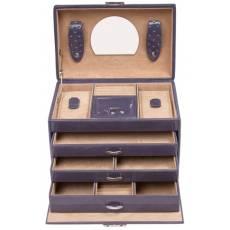 Шкатулка для драгоценностей и украшений WindRose WR3526
