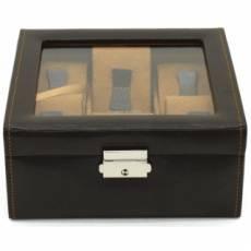 Шкатулка для хранения 6 часов Champ Collection 20058-3