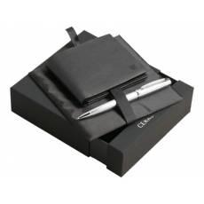 Набор: портмоне, ручка шариковая  56401