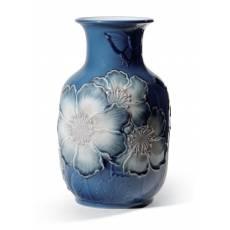 """Ваза для цветов """"Маки"""" Lladro 01008649"""