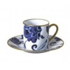 """Кофейная чашка с блюдцем """"Prince Blue"""" BERNARDAUD 79PrinceBlue"""