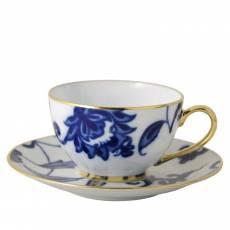 """Чайная чашка с блюдцем """"Prince Blue"""" BERNARDAUD 89PrinceBlue"""