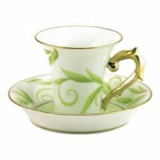 """Кофейная чашка с блюдцем """"Frivole"""" BERNARDAUD 79Frivole"""