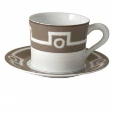 """Чайная чашка с блюдцем """"Olbia"""" BERNARDAUD 89Olbia"""