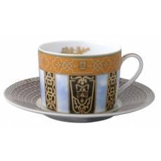 """Чайная чашка с блюдцем """"Grand Versailles"""" BERNARDAUD 91GrandVersailles"""