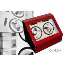 Шкатулка с автоподзаводом для 4 часов Luxewood  LW642-2