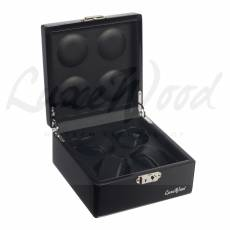 Шкатулка для хранения 4 часов Luxewood  LW404-1