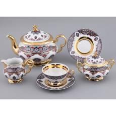 """Сервиз чайный - Саудовская Аравия """"National Traditions"""" Rudolf Kampf 07160725-2125"""