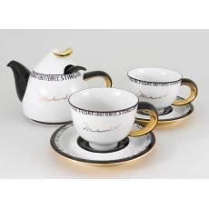 """Фарфоровый чайный сервиз """"Kelt"""" Rudolf Kampf 52140813-5280k"""