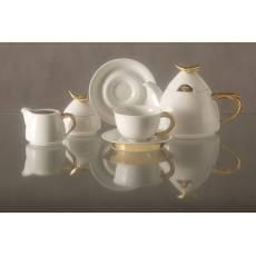 """Сервиз кофейный с чайником """"Kelt"""" Rudolf Kampf 52160714-1124k"""