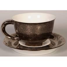 """Чашка чайная с блюдцем """"Kelt"""" Rudolf Kampf 52120411-2251k"""