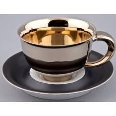 """Чашка чайная с блюдцем """"Kelt"""" Rudolf Kampf 52120411-251A"""