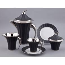 """Фарфоровый чайный сервиз """"Ancient Egypt"""" Rudolf Kampf  61160725-2110k"""