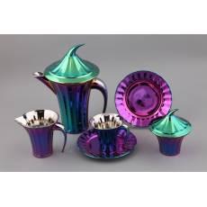 """Фарфоровый чайный сервиз """"Ancient Egypt"""" Rudolf Kampf  61160725-2302"""