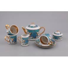 """Фарфоровый чайный сервиз """"Habibi"""" Rudolf Kampf  02160722-2007k"""