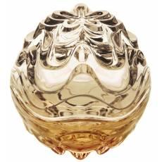 "Шкатулка ""Vibration"" золотая Lalique 10370400"
