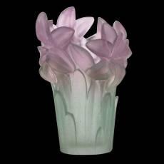 Ваза для цветов нефритовая Daum 05214-3