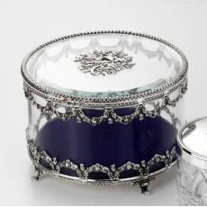 Шкатулка для драгоценностей Faberge 7405337