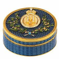 """Шкатулка для драгоценностей """"Cradle"""" Faberge 687052"""