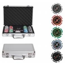 """Набор для покера """"Ultimate"""" на 200 фишек u200"""