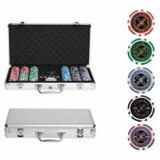 """Набор для покера """"Ultimate"""" на 300 фишек u300"""