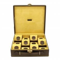 Шкатулка-кофр для хранения 12 часов от Champ-Collection 32054-8