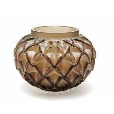 """Ваза для цветов бронзовая малая """"Languedoc"""" Lalique 10488900"""