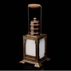 Фонарь декоративный с подсветкой Златоуст RV0037129CG