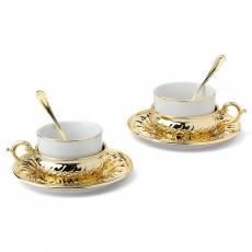 "Набор для чая ""Волны"" Chinelli 6207700"