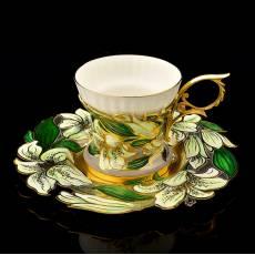 Кофейная пара Златоуст RV0029477CG