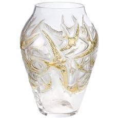 Ваза для цветов Hirondelles Lalique 10623800