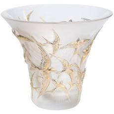 Ваза для цветов Hirondelles Lalique 10624000