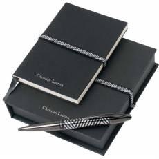 "Набор ""Leban"": блокнот А6, ручка шариковая 60405"