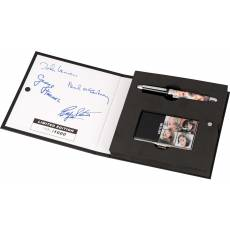 "Набор The Beatles ""LET IT BE"": визитница, ручка роллер 50747"