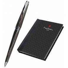 Набор: ручка шариковая, записная книжка 41702