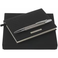 Набор: блокнот A6, ручка шариковая 50137