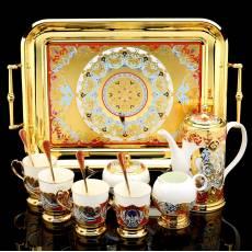 """Сервиз кофейный """"Арабика"""" на 4 персоны Златоуст RV0049174CG"""