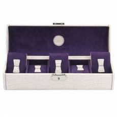 Шкатулка для хранения 5 часов Friedrich Lederwaren от Champ Collection 20120-1