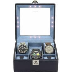 Шкатулка для хранения 5 часов Friedrich Lederwaren от Champ Collection 32058-5